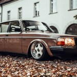 Aesthetics - Rainer Heitzmann's Volvo 244GL - by Mike Crawat