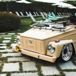 "Just The Thing - Luigi Di Gioia's 1973 Volkswagen Type 181 ""Pescaccia"" Thing"