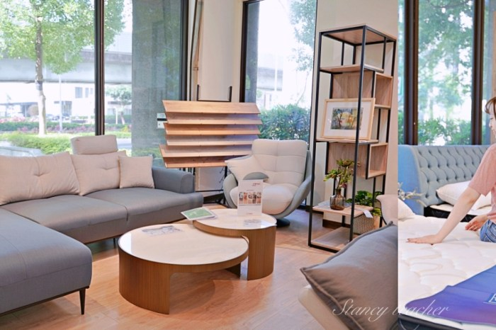 台北傢俱推薦|日本直人木業新莊展間|機能性布料沙發|護脊維新床墊|網路最大通路傢俱店實體展示中心