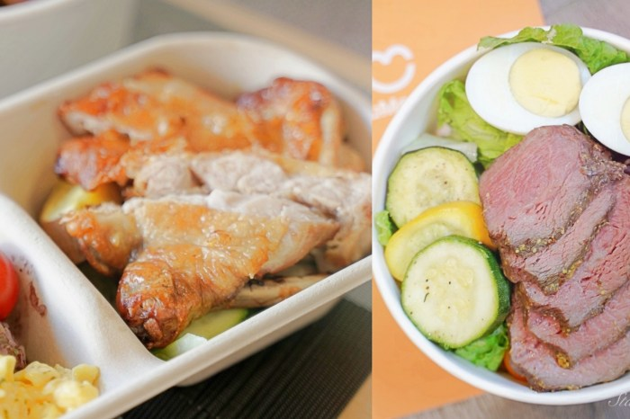 uMeal Bistro 竹科店|新竹金山街早午餐|竹科低醣高蛋白料理餐酒館|戰斧豬排必點(菜單、價格)