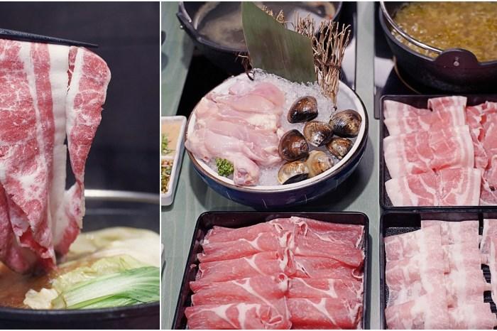 王鍋屋-新京都風味鍋物 獨一無二青花椒酸白菜鍋 經典帶皮黑毛豬Q脆爽口 (菜單、價格)