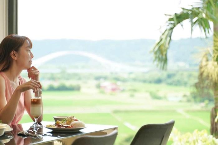 桃園大溪景觀咖啡廳|大溪隱花園咖啡|大溪老街隱藏版絕美景觀咖啡廳