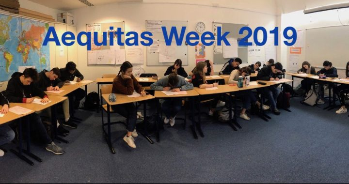 Aequitas Week 2019 spurs discussions