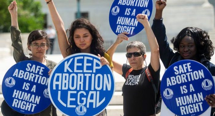 New U.S. abortion laws spark controversy