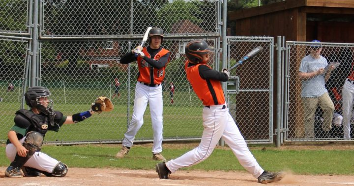 Photo Gallery: Varsity baseball and softball ISSTs day 1