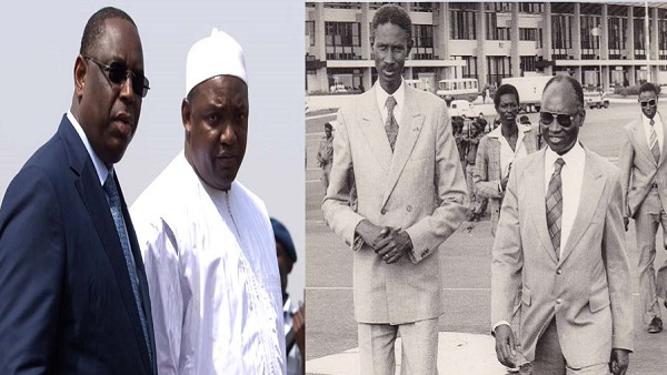 Presidents Barrow and Sall can't  be smarter than Jawara and Diouf