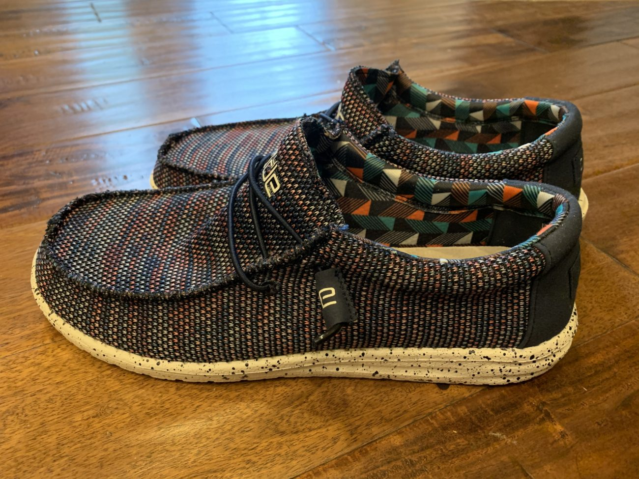 Hey Dude Wally Sox Review - Easy