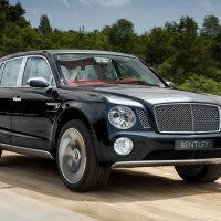 Bentley SUV Will Be The Most Expensive SUV In The World