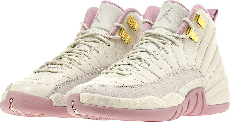 Air Jordan 12 GS Heiress Plum Fog (Release Date)