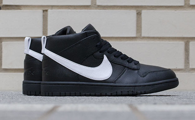 size 40 5b17c f2524 ... Riccardo Tisci Nike Dunk Lux Chukka Pack  Look for the all three NikeLab  Dunk Lux Chukka x RT colorways to release tomorrow, ...