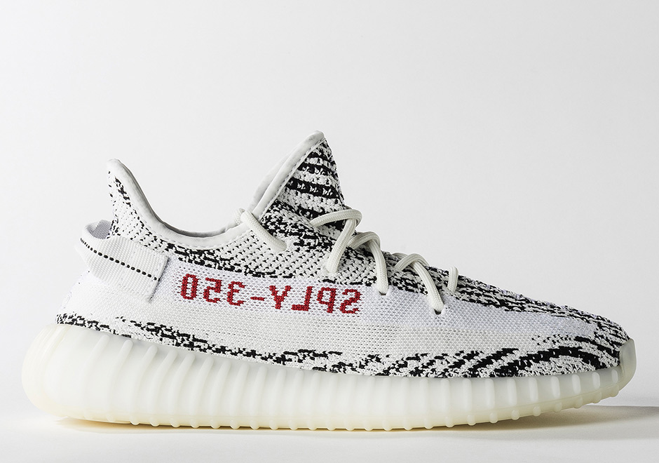 "YEEZY Boost 350 V2 ""Zebra"" Full Release Locations"