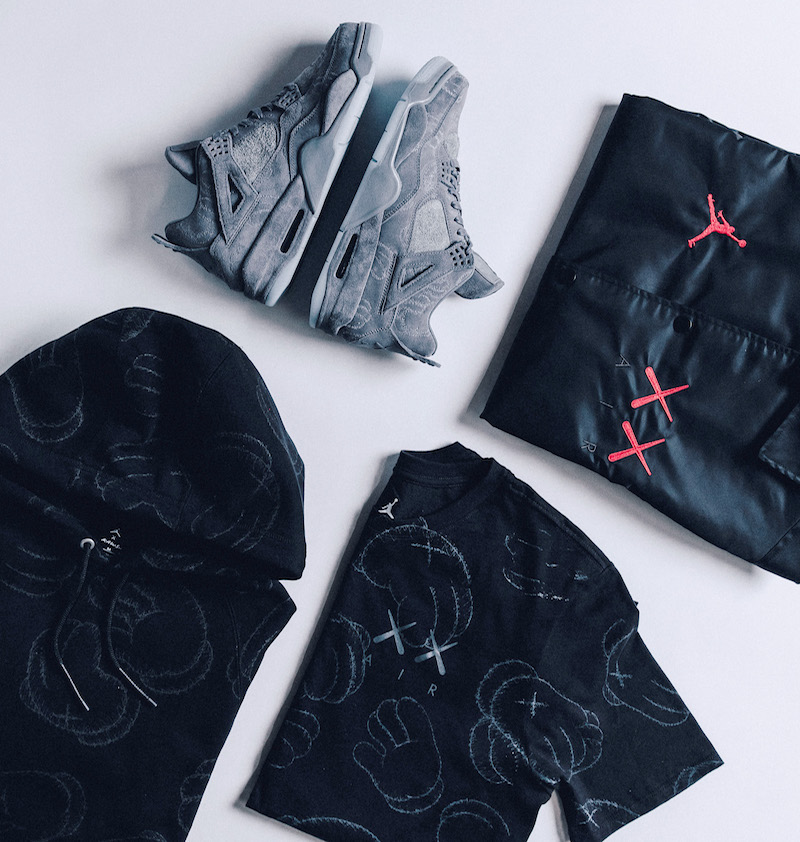 Air Jordan 4 x KAWS Collection & Release Date