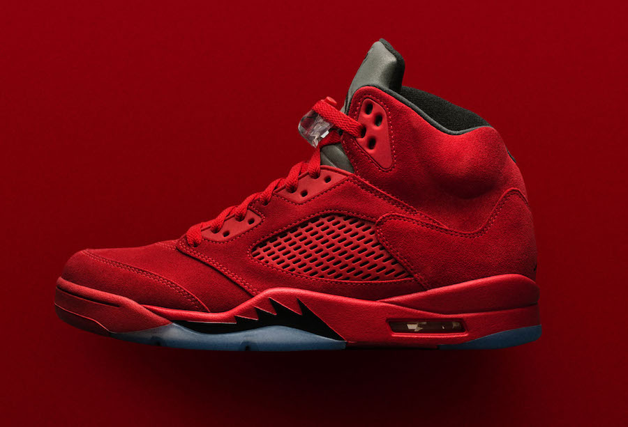 "Air Jordan 5 ""Flight Suit"" Release Date"