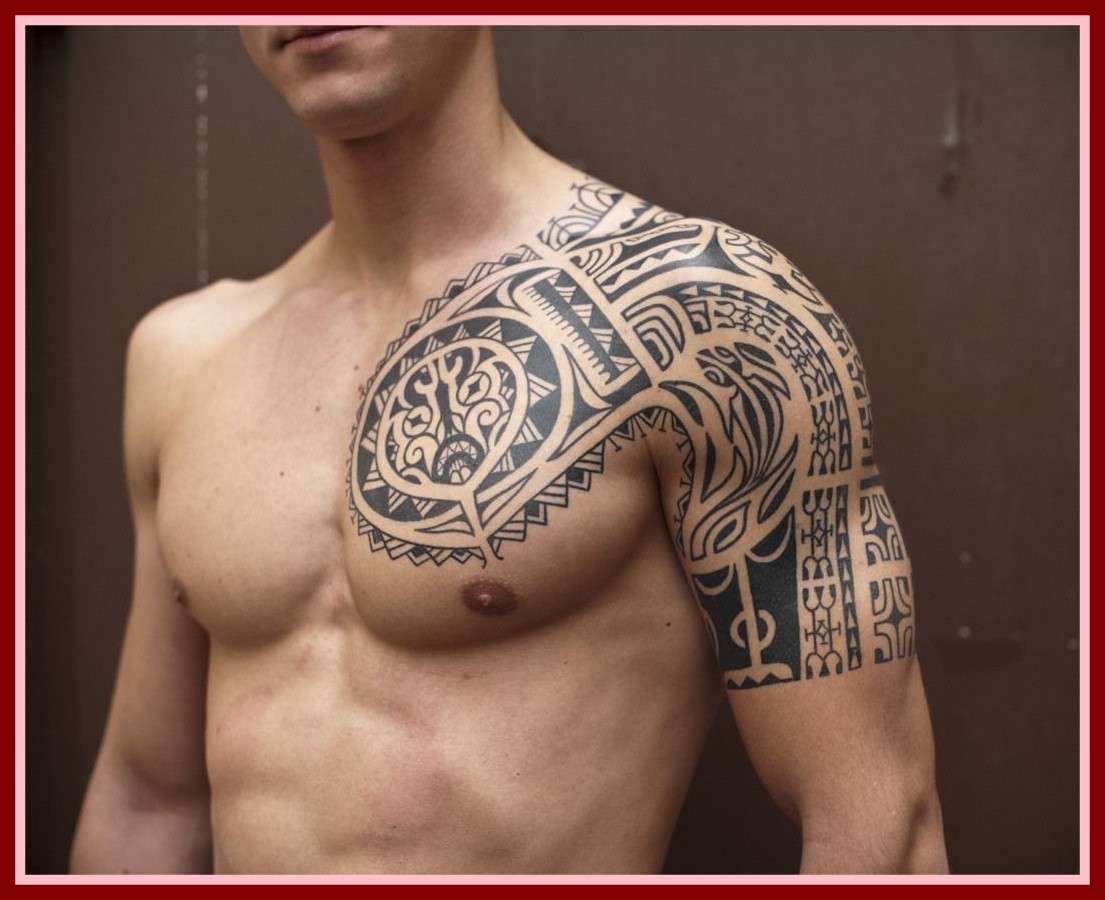 Half Tattoo Sleeves For Men