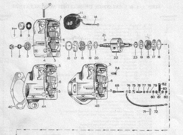 Oliver 70 Wiring Diagram Magneto. Oliver 88 Wiring Diagram