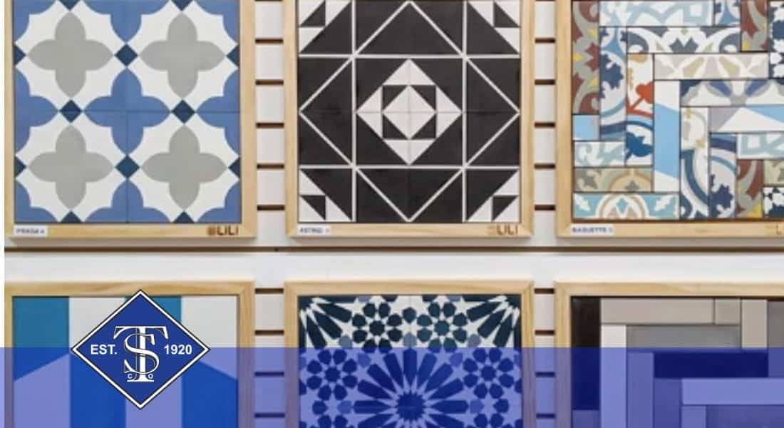 8 ways to incorporate lili cement tiles