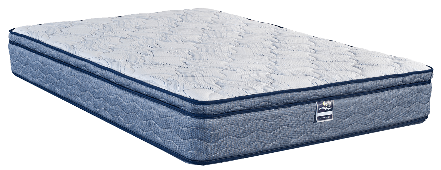 spinal comfort elite euro pillow top queen size grey white mattress individially wrapped coil gel memory foam 2304