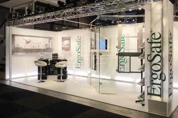 Modular Exhibition Stands, Maxima fair Stand Designs, Custom Stand Models