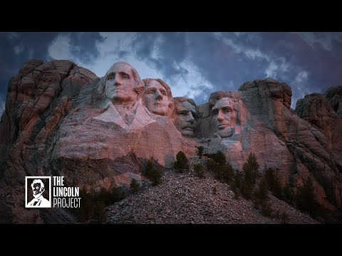 the lincoln project rushmore