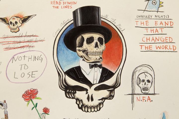 f007767fa Grateful Dead Archives - stand for jam