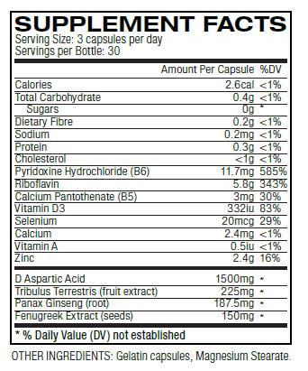 gnc hormone booster