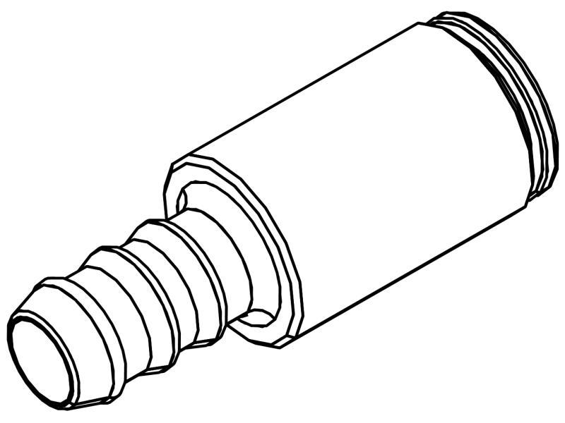 Webasto Rohrverbinder 10 mm