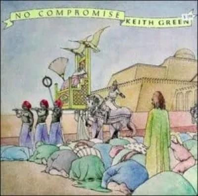 No Compromise Album Cover
