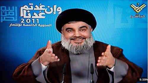 Hezbollah Secretary-General, Hassan Nasrahla