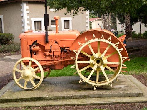 Kibbutz Tractor