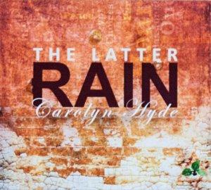 The Latter Rain album cover.