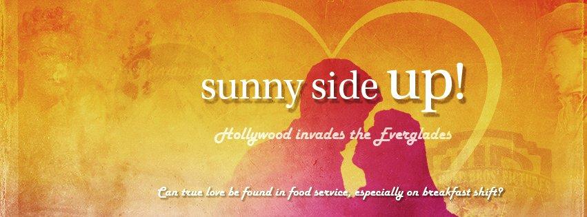 Sunny Side UP! Banner