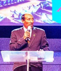 Pastor Kokeb Gedamu