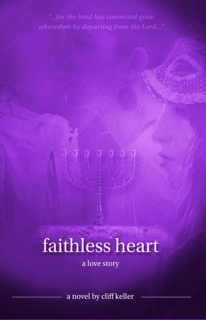 Faithless Heart, Book Cover