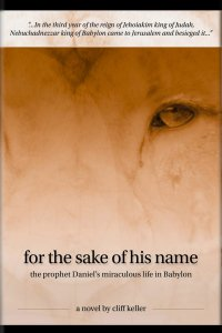 For the Sake of His Name, Book Cover