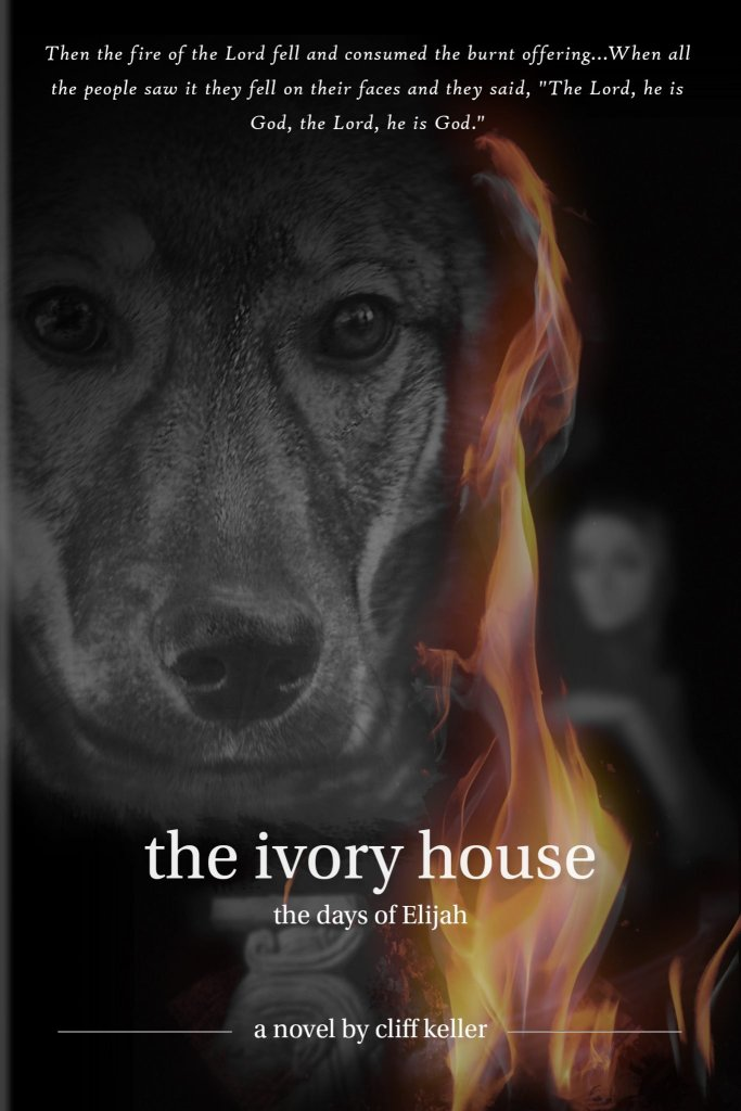 The Ivory House, Book Cover
