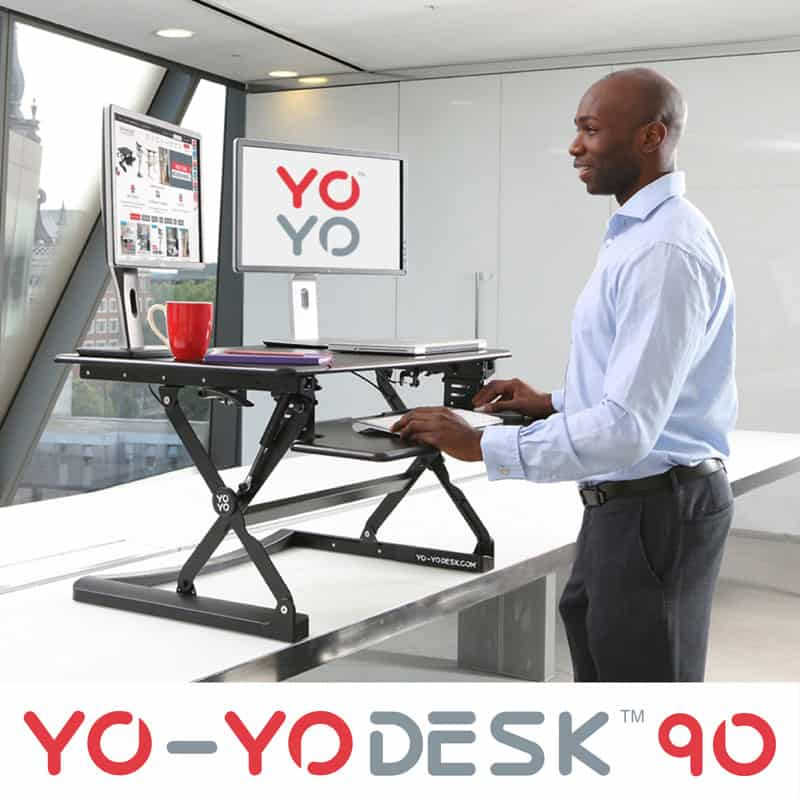 Sit Stand Desk Standing Desk Converters Sit On Your