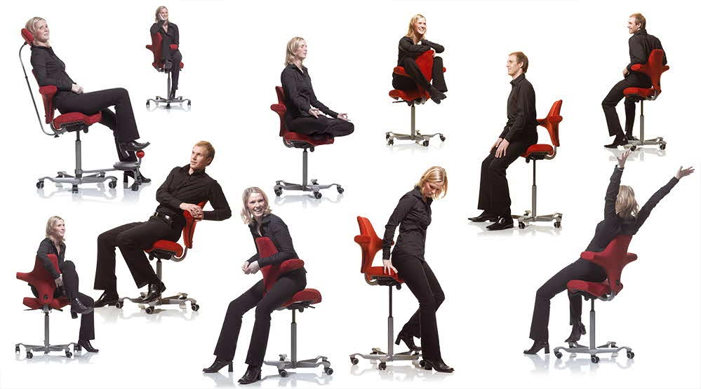 hag capisco chair instructions gold chiavari chairs the best active and stools for standing desks 2018 encourages movement self support rather than slouching into a seat back or leaning onto an armrest