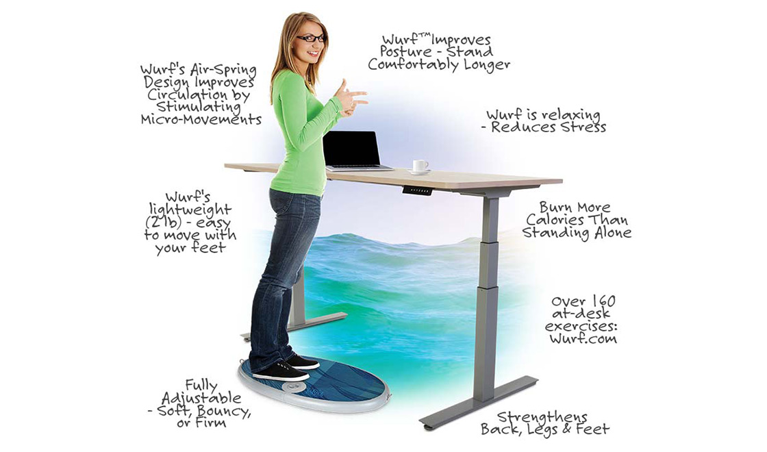 Benefits of Standing Desks  Standingdesktoppercom