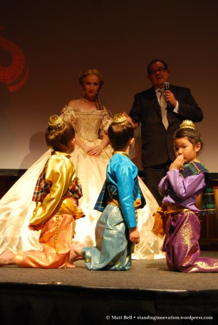 The King and I - Melbourne Launch