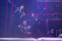 Stephen Mahy (Kenicke), Chris Durling (Doody), Duane McGregor (Roger) and Sam Ludeman (Sonny)