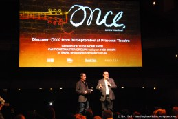 Todd McKenney (Host) and John Frost (Producer)