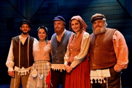 Fiddler on the Roof - Melbourne Press Preview