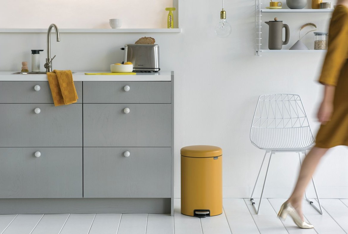 Brabantia New Icon Garbage Bin