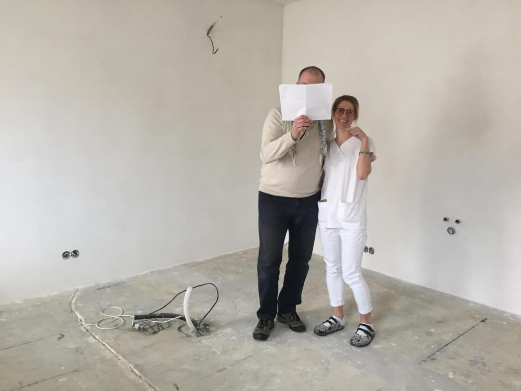 Duosmile renovation process