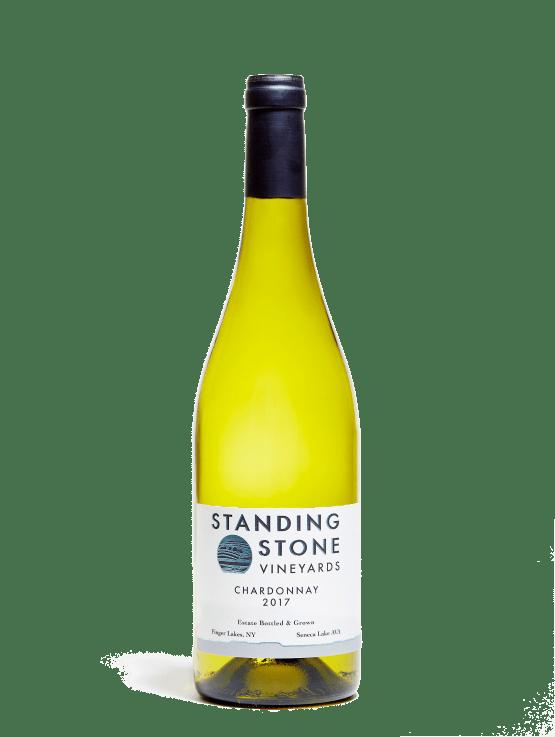 Bottle shot of Chardonnay 2017