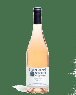 Bottle shot of Dry Rosé 2017