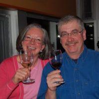 Photo of Tom and Marti Macinski