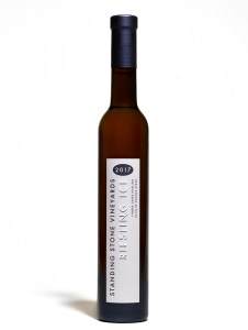 Riesling Ice 2017 bottle shot