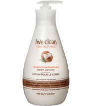 livecleanlotion