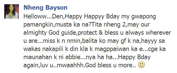Nheng Bayson